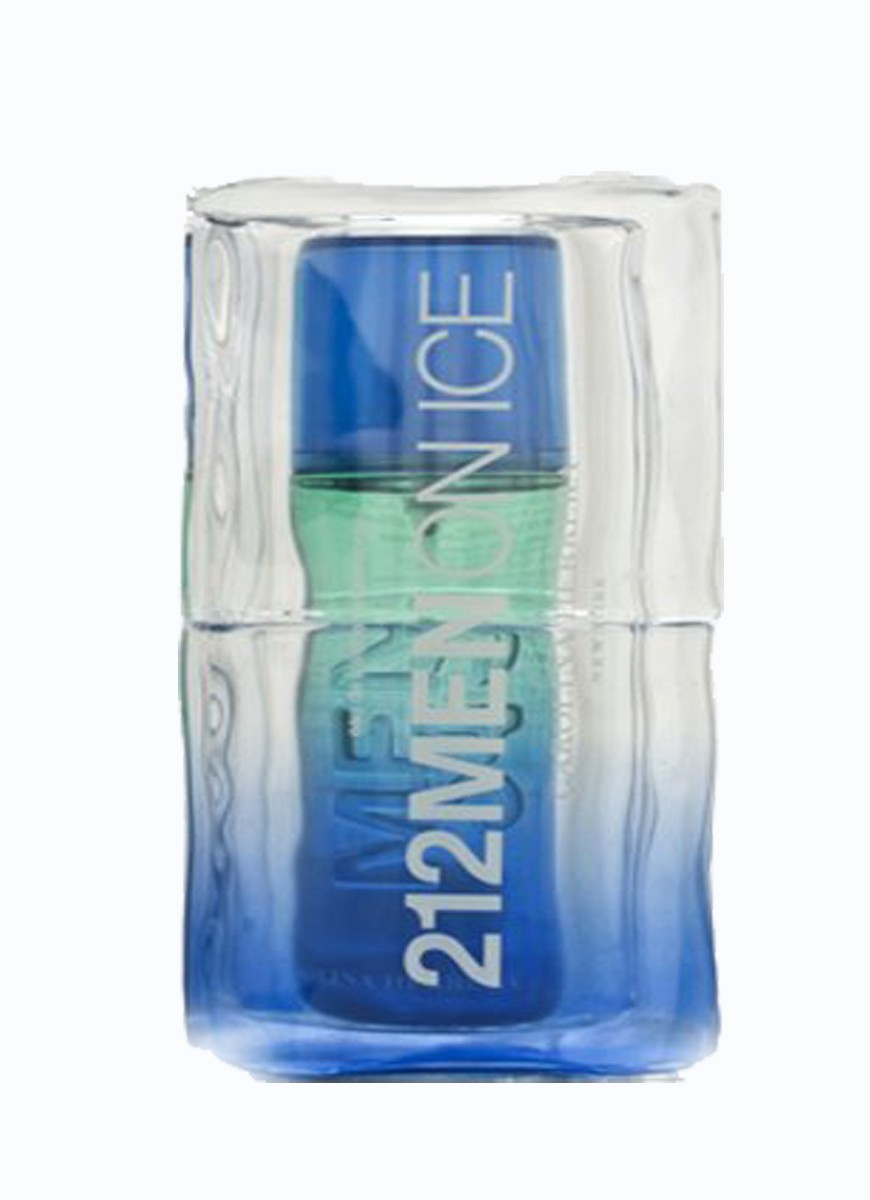 212 On Ice Blue By Carolina Herrera For Men 34 Ounce Edt