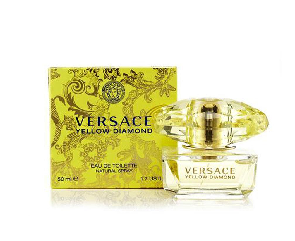 Versace Yellow Diamond 17 Spray For Women Perfume N Cologne
