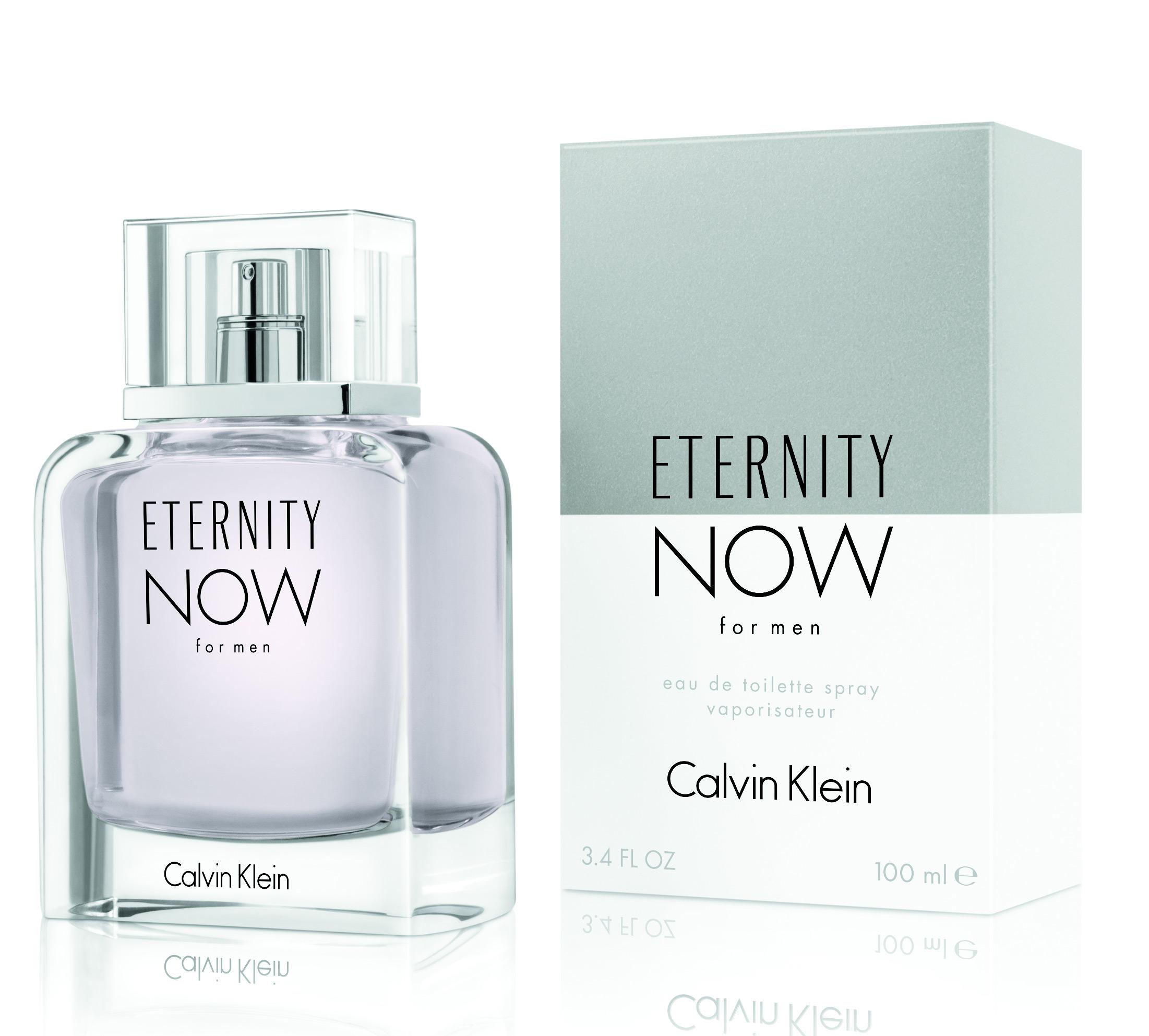 Ck Eternity Now 34 Eau De Toilette Spray Perfume N Cologne