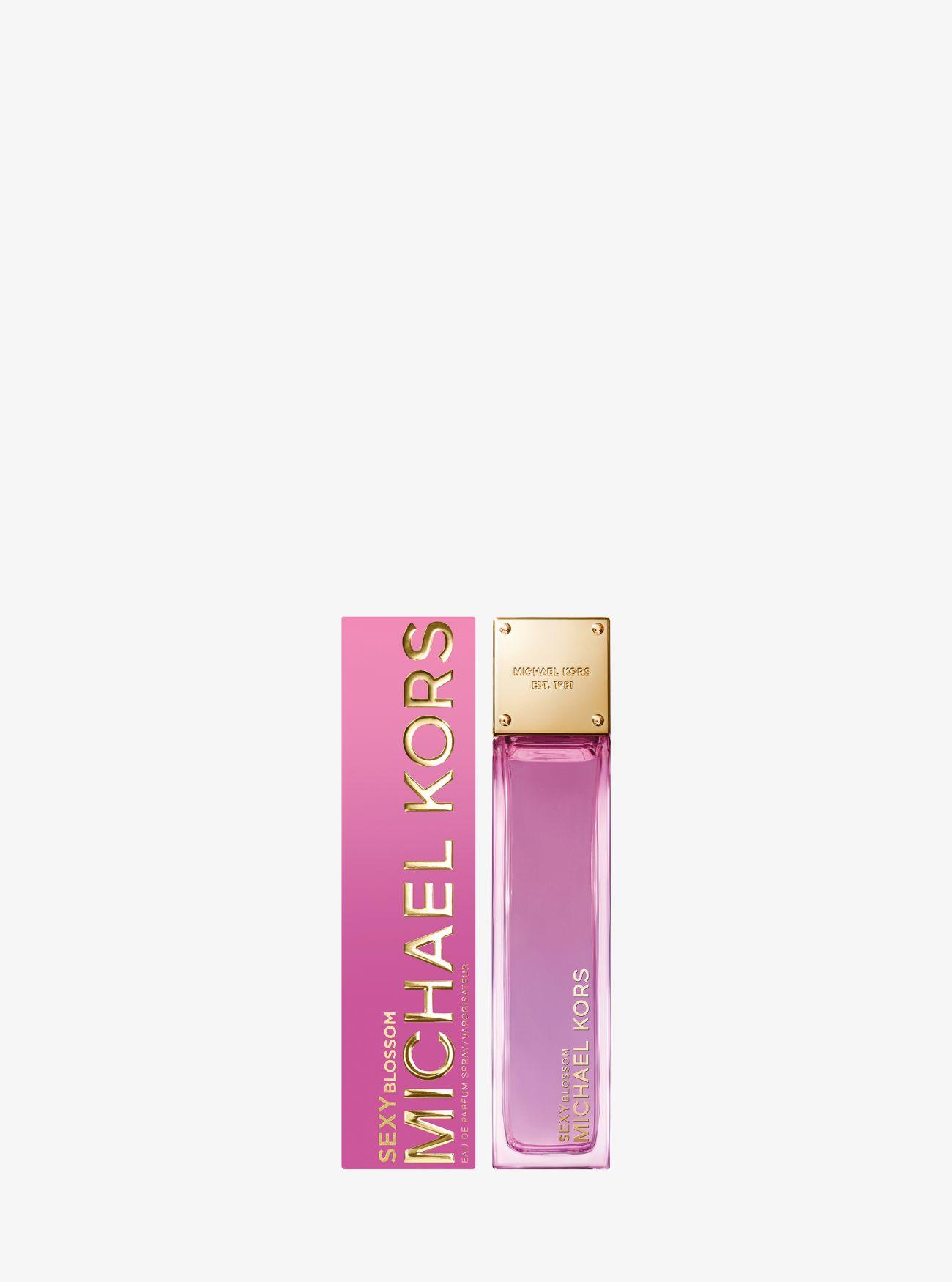 בלתי רגיל Michael Kors Sexy Blosom 3.4S For Women | Perfume N Cologne AZ-67