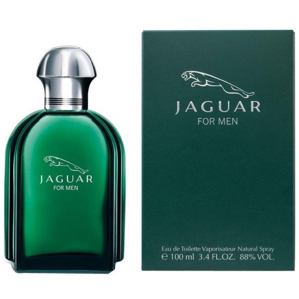 jaguar green 3 4 eau de toilette spray for men perfume n. Black Bedroom Furniture Sets. Home Design Ideas