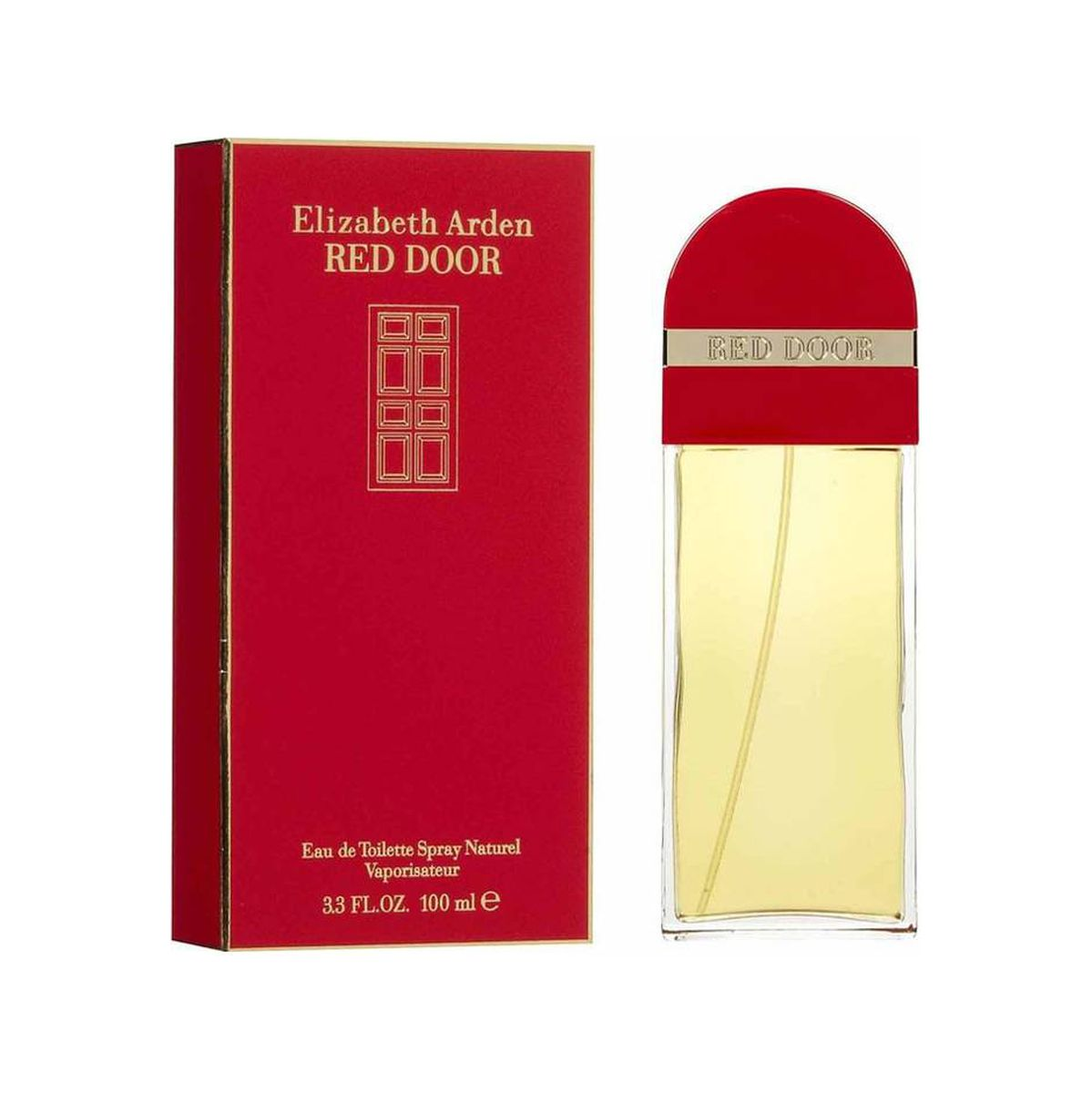 Elizabeth Arden Red Door Old