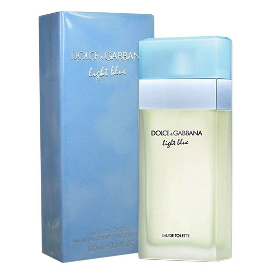 Dolce and gabbana perfume